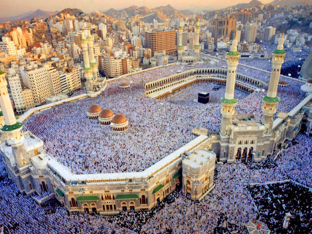 Resolution Wallpaper Hd Al Kaaba Al Musharrafah Holy Kaaba Is A Building In The