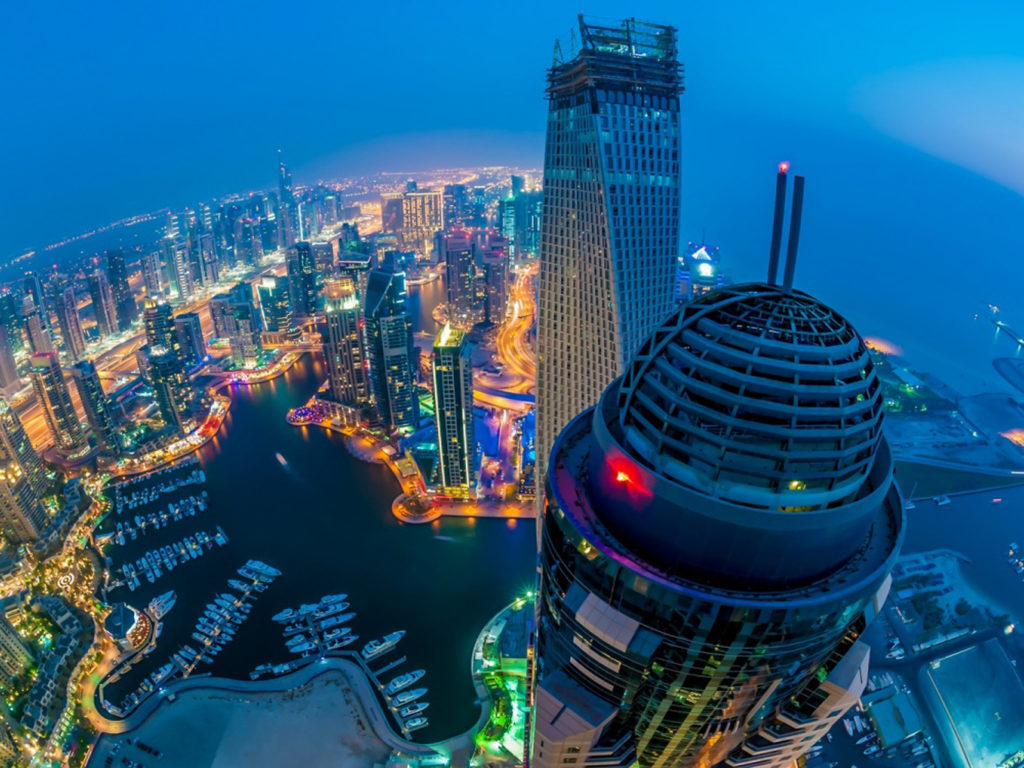 Hong Kong Wallpaper Iphone X City Dubai Photograph From The Top Of Skyscrapers United