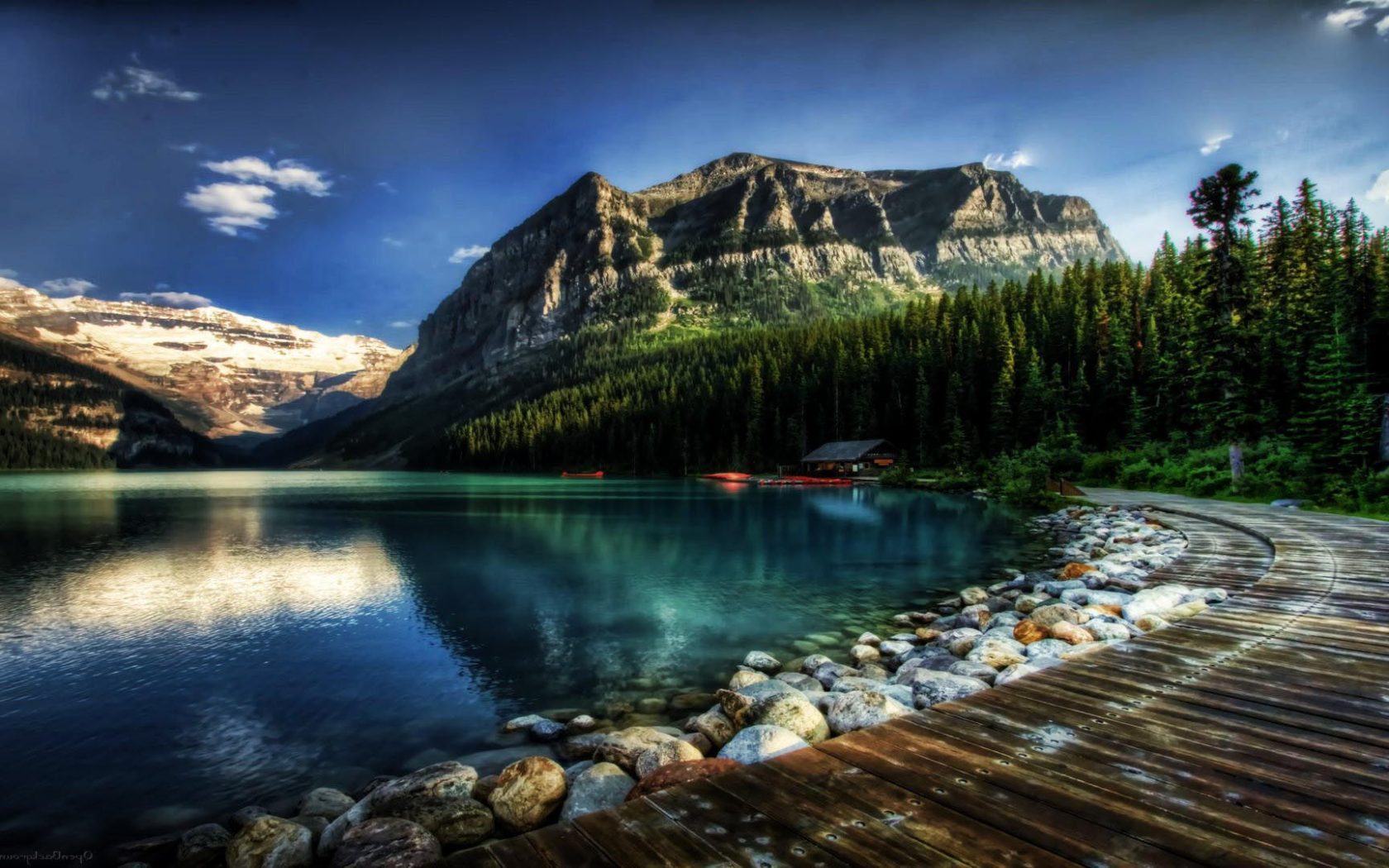 High Resolution Fall Wallpaper Lake Louise Alberta Canada Fantastic Desktop Wallpaper