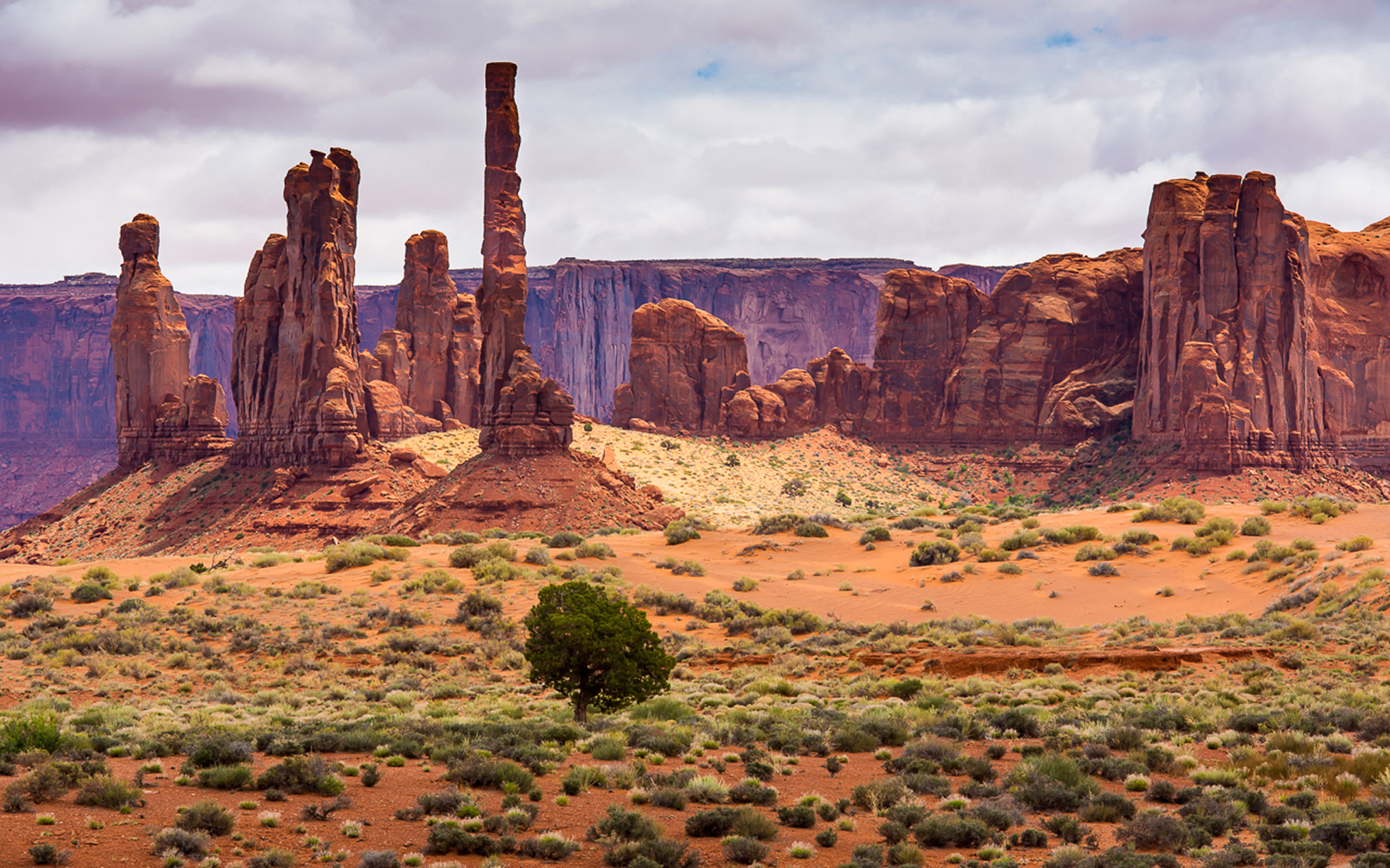 Oasis Wallpaper Iphone 5 Landscape Desert Areas With Rocky Sculptures Monument