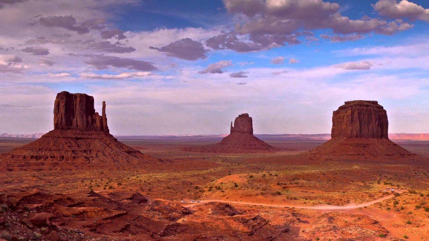 Tribal 3d Wallpaper Monument Valley Arizona Usa Photo Wallpaper For Desktop Hd