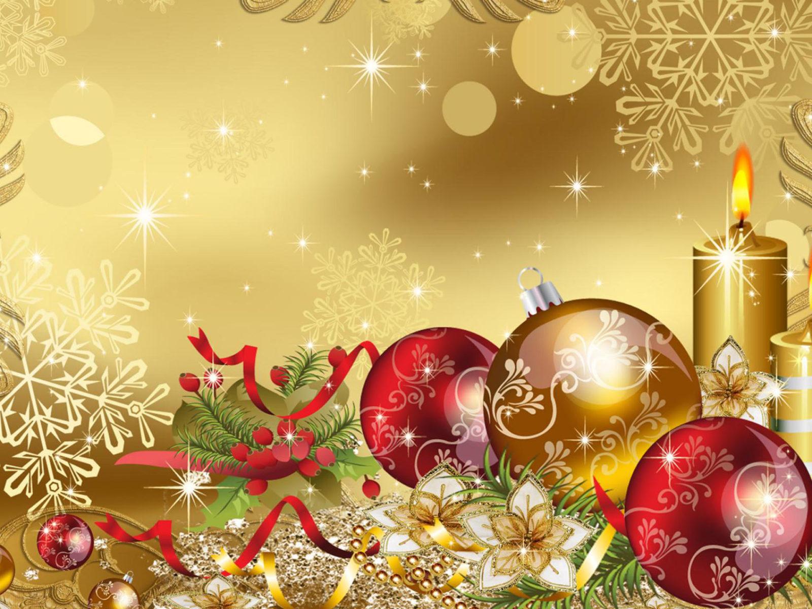 3d Xmas Wallpaper Free Merry Christmas Gold Wallpaper Hd For Desktop 2560x1440
