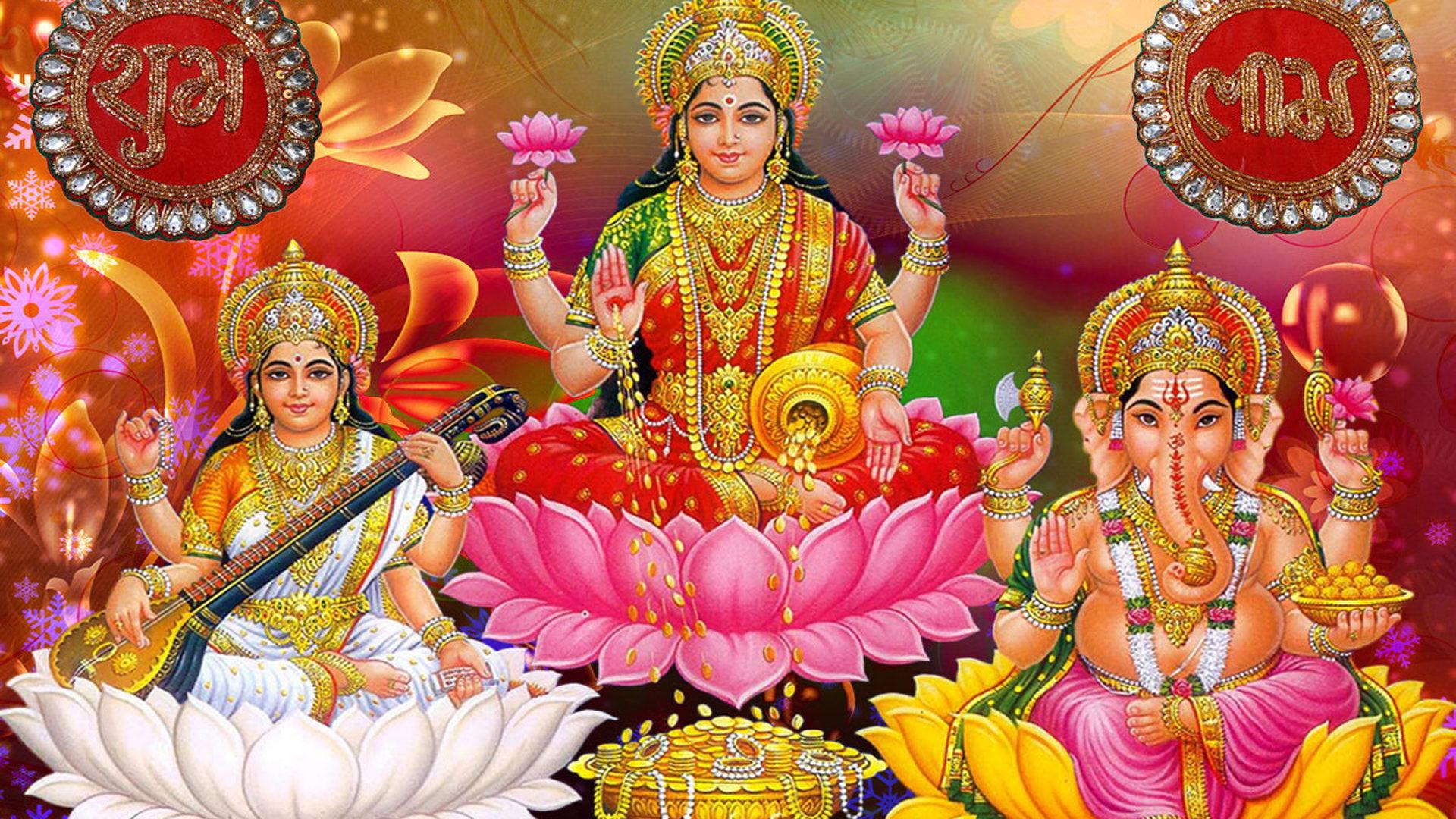 Lord Vishnu 3d Live Wallpaper Laxmi Ganesh Wallpapers Beautiful Images Free Download
