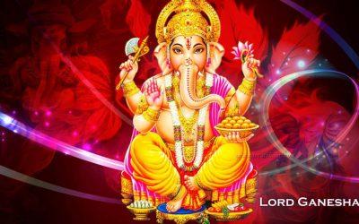 Lord Ganesha Quality Cool God Hd Wallpapers 1920x1080 : Wallpapers13.com