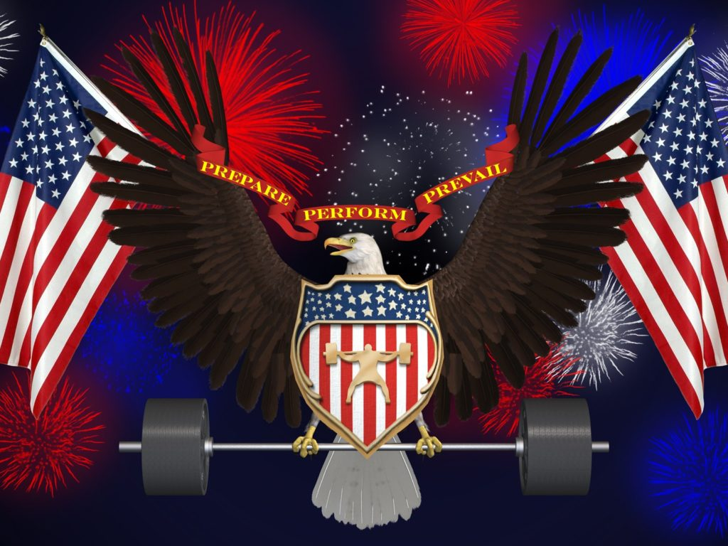 How To Get 3d Wallpaper Iphone American Eagle And Flag Images July Usa Fireworks Memorial