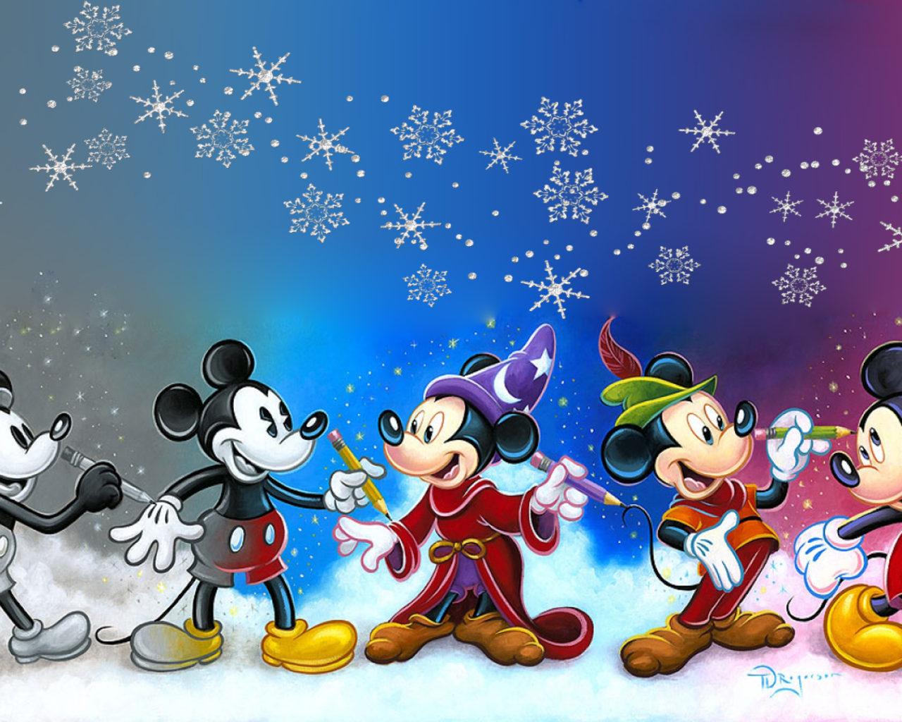 Hd Disney Cartoon Wallpapers Mickey Mouse Cartoons Art Cinemascopic Desktop Wallpaper