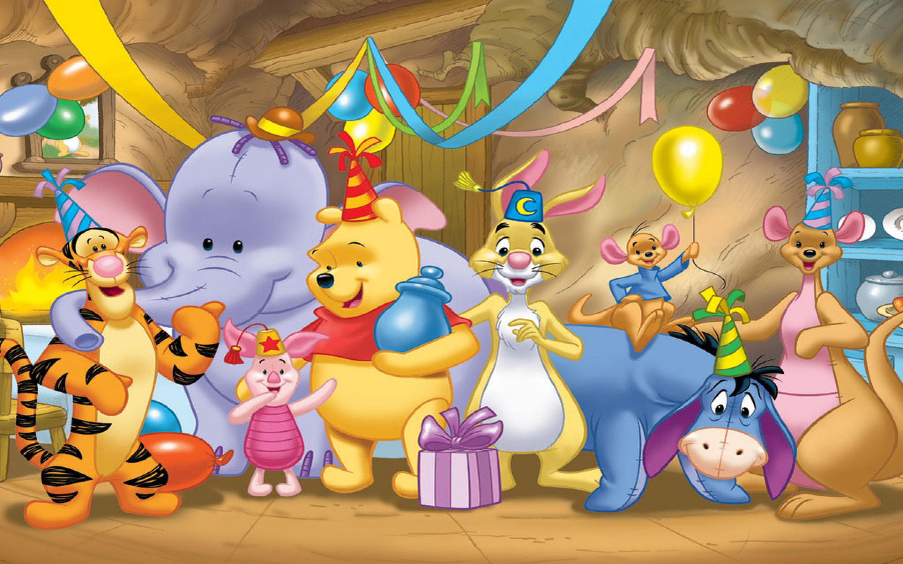 Cute Lock Screen Wallpapers For Iphone Winnie The Pooh Happy Birthday Celebration Birthday Gifts