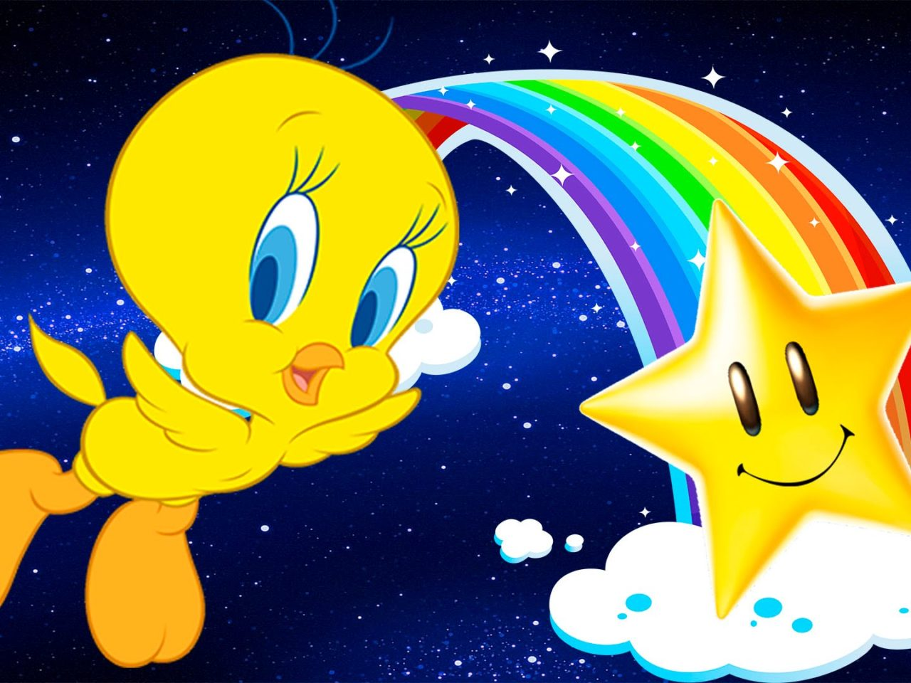 How To Use A Gif As A Wallpaper Iphone Cartoon Looney Tunes Tweety Bird Movie Star Graphic