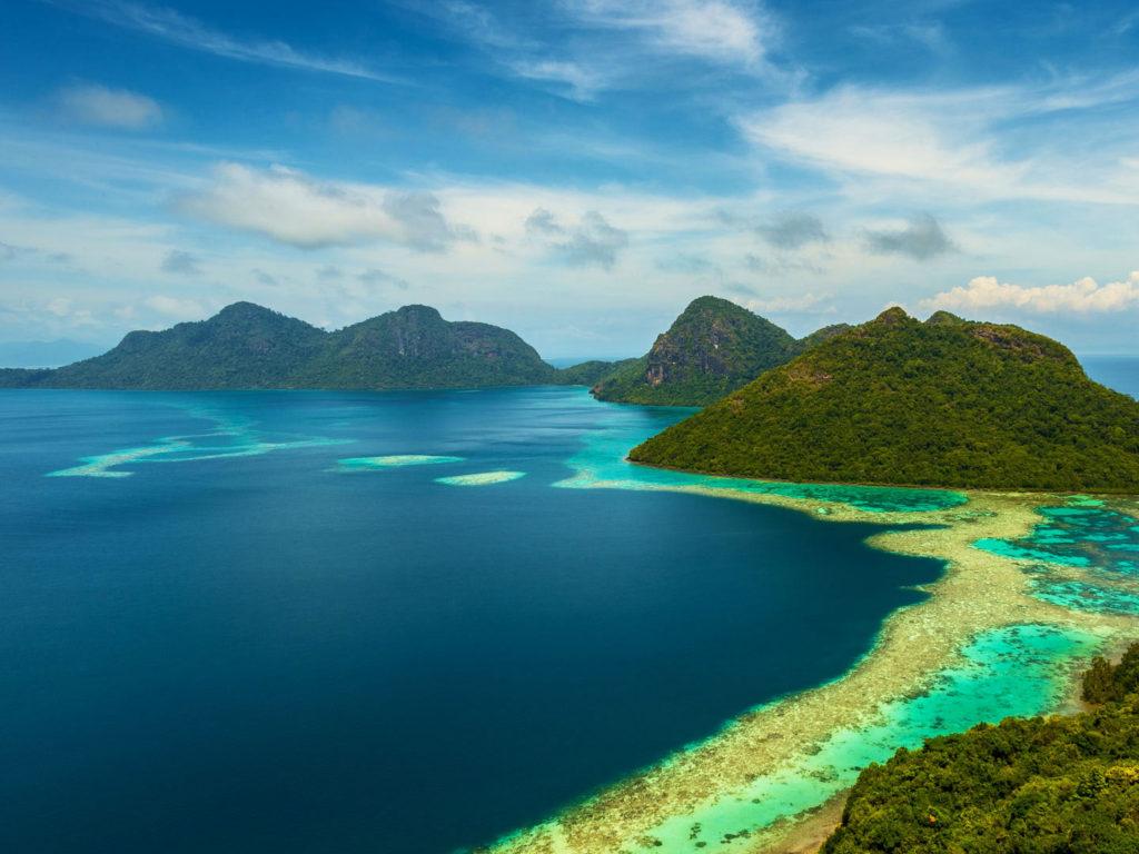 High Resolution Wallpapers Of Animals Tun Sakaran Marine Park Dulang Island Malaysia Landscape