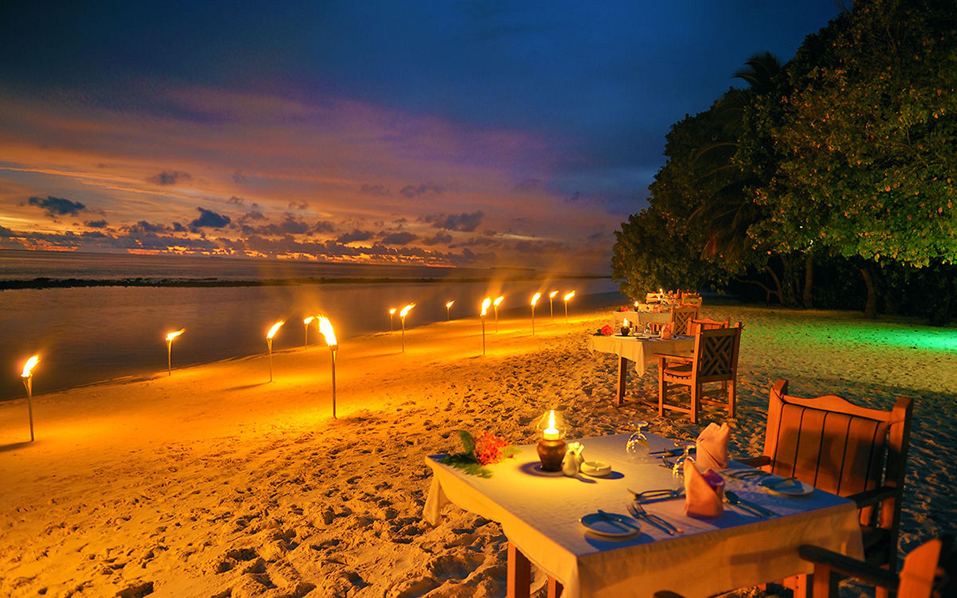 Beautiful Cars Wallpapers For Pc Island Horubadhoo Beach Beach In Indian Ocean Maldives Hd