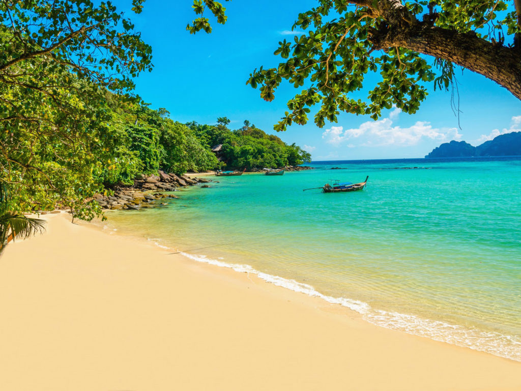 Hawaii Desktop Wallpaper Hd Thailand The Most Beautiful Beaches In Cao Lak Peninsula