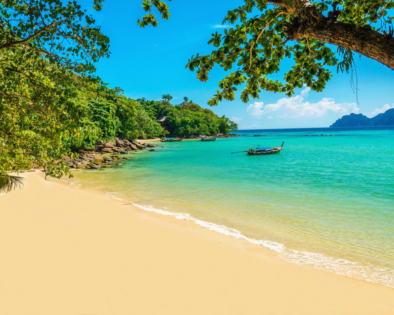 Wipeout Hd Wallpaper Thailand The Most Beautiful Beaches In Cao Lak Peninsula