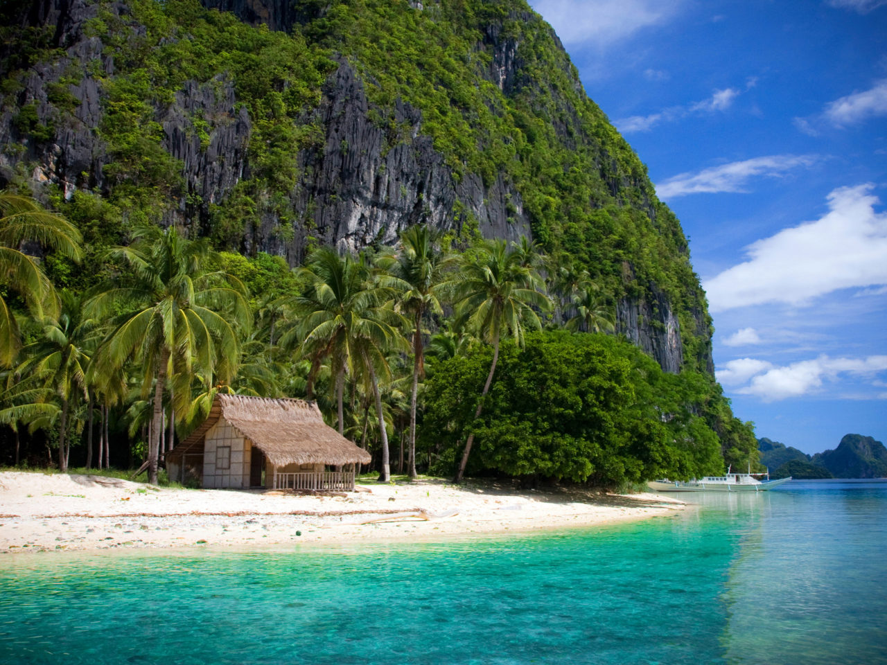 Best Pc Wallpapers Hd Cars Bacuit Bay El Nido Palawan Philippines Islands Lagoons