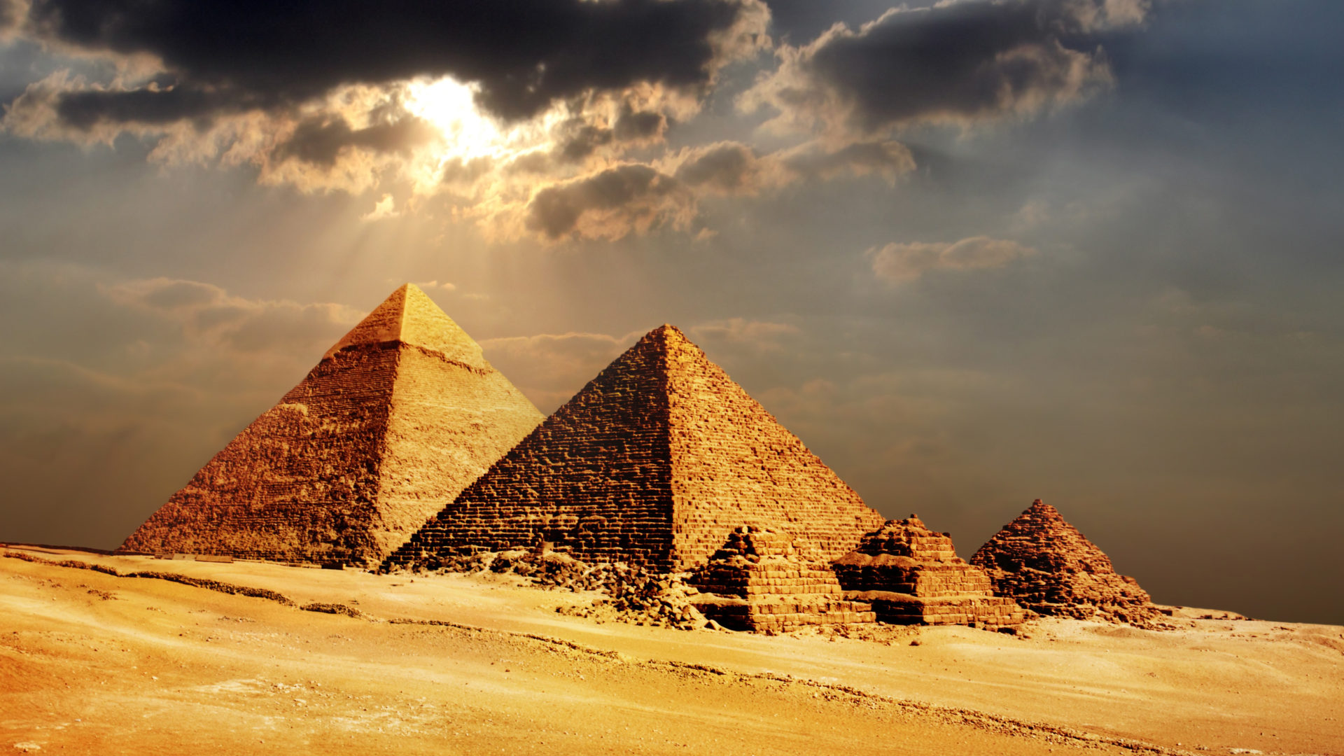 Egypt Pyramids Hd Wallpapers Secrets Of The Pyramids In Giza Cairo Egypt Africa