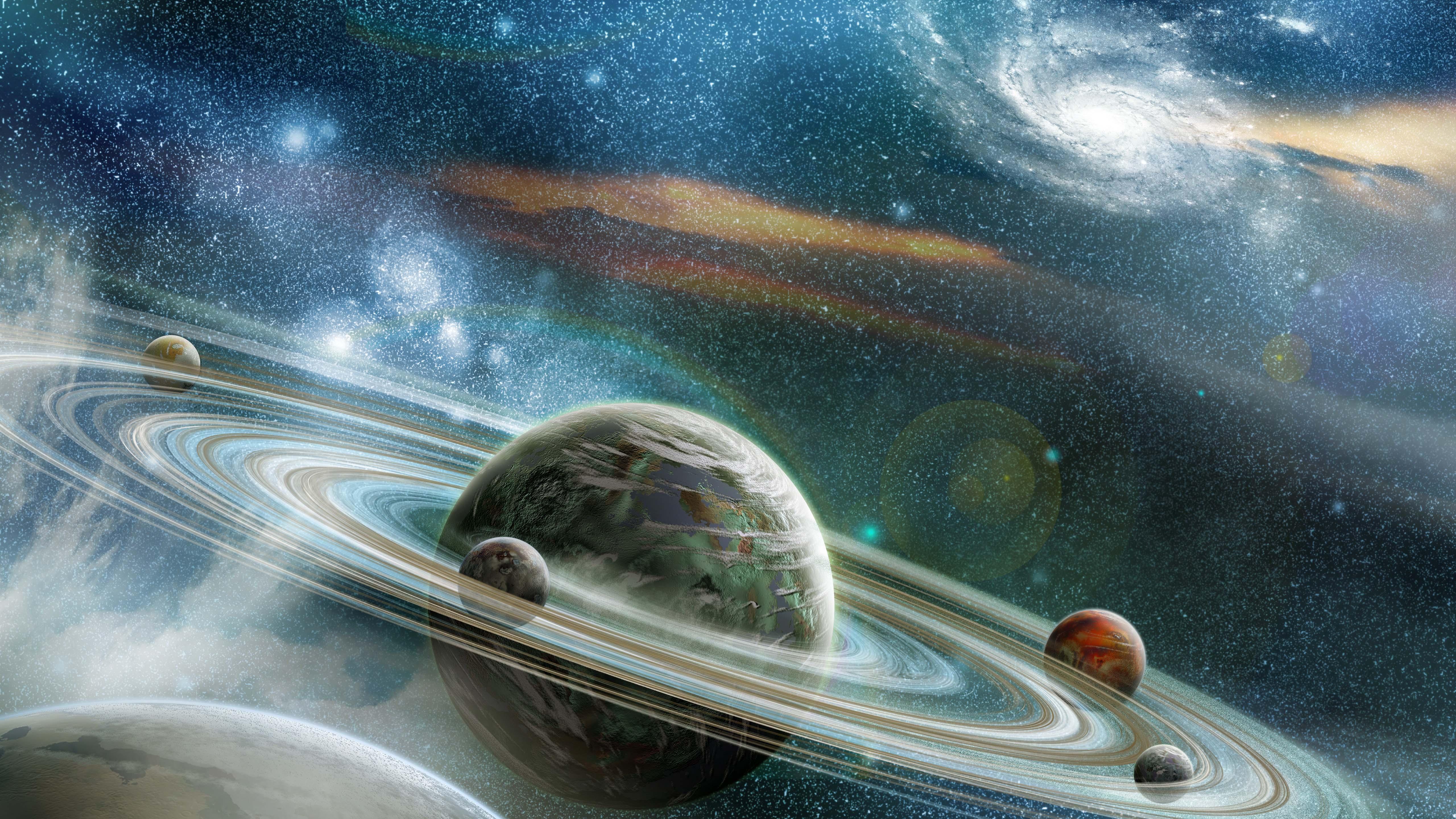 Iphone X Wallpaper Transparent Space Galaxy Planets Stars Space Sci Fi 4k Ultra Hd