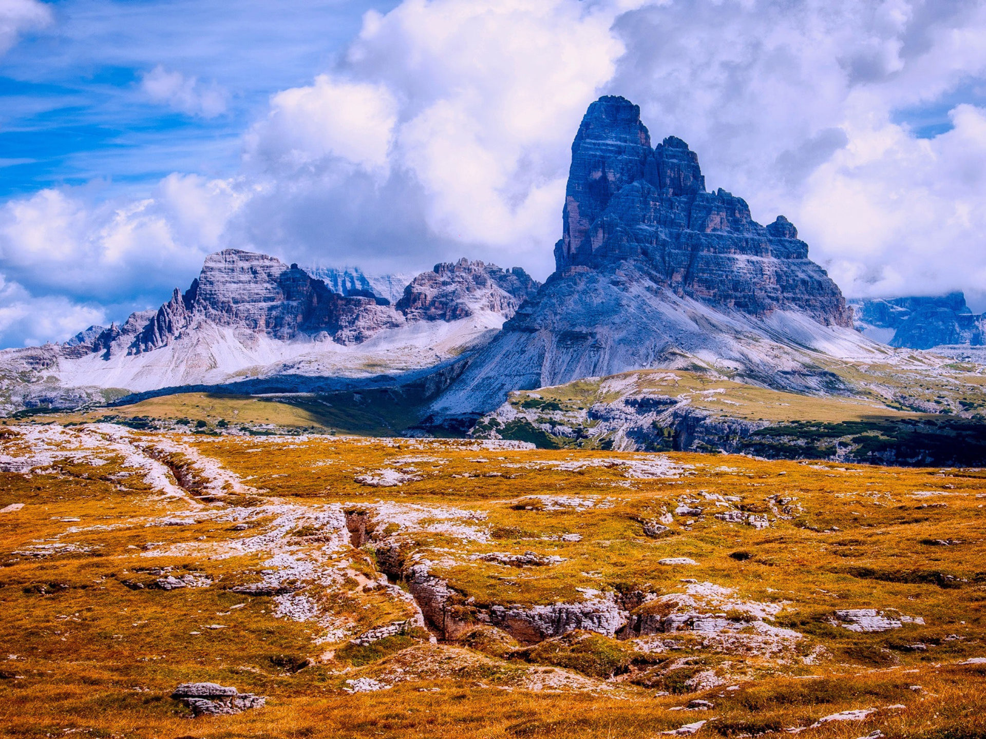 Fall Winter Wallpaper Free Landscape Photography Italy Dolomites South Tyrol Winter