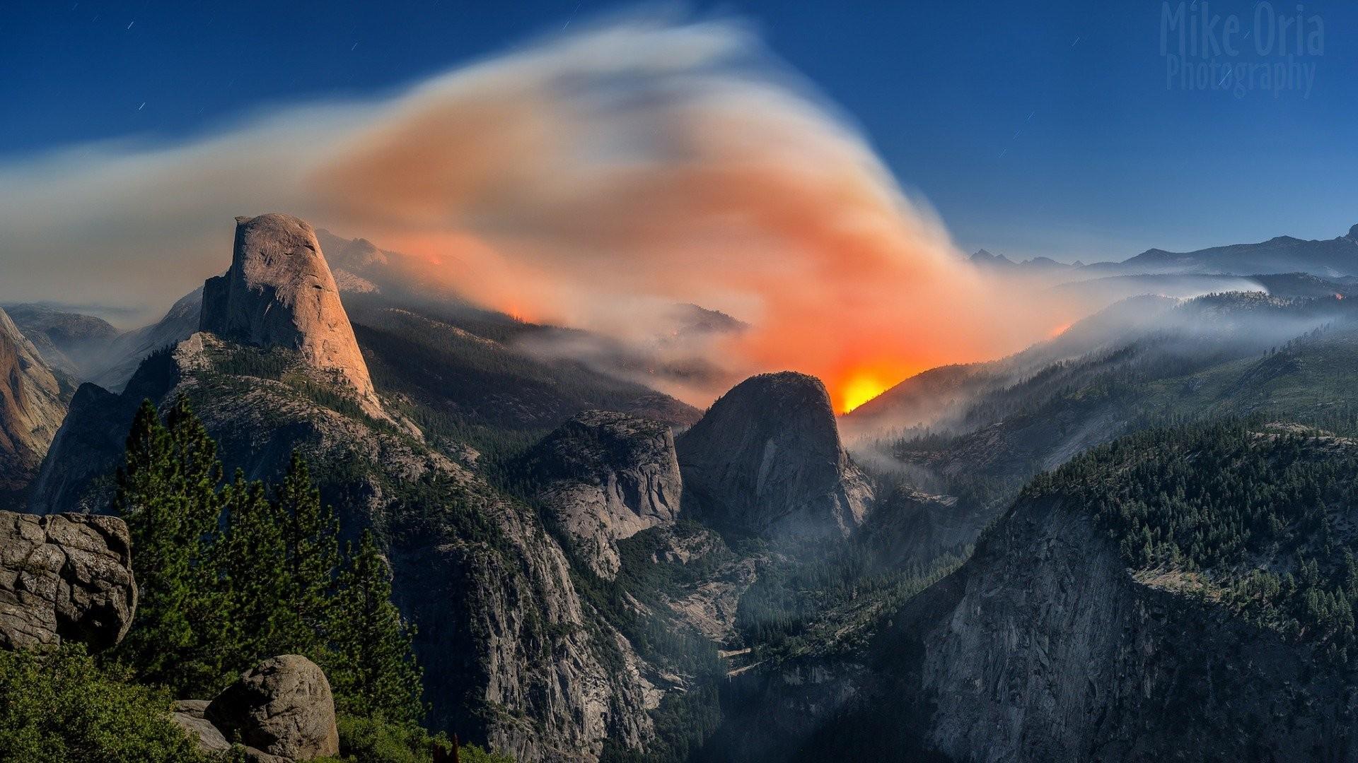 Fall Laptop Wallpaper Yosemite Nature Hd Wallpaper For Pc Desktop Free Download