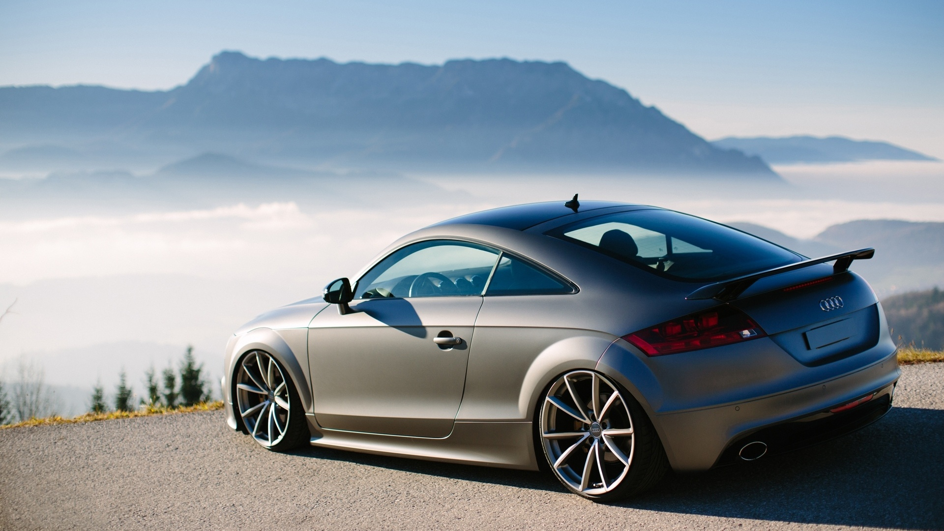 Audi R8 Hd Widescreen Wallpapers 1080p Download Wallpaper 1920x1080 Audi Tt Austria Fog Tuning