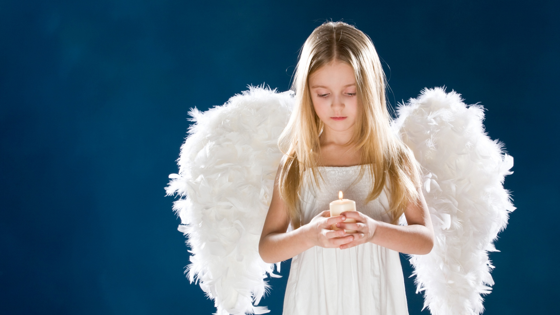 Hd Baby Girl Wallpapers 1080p Download Wallpaper 1920x1080 Child Girl Angel Wings