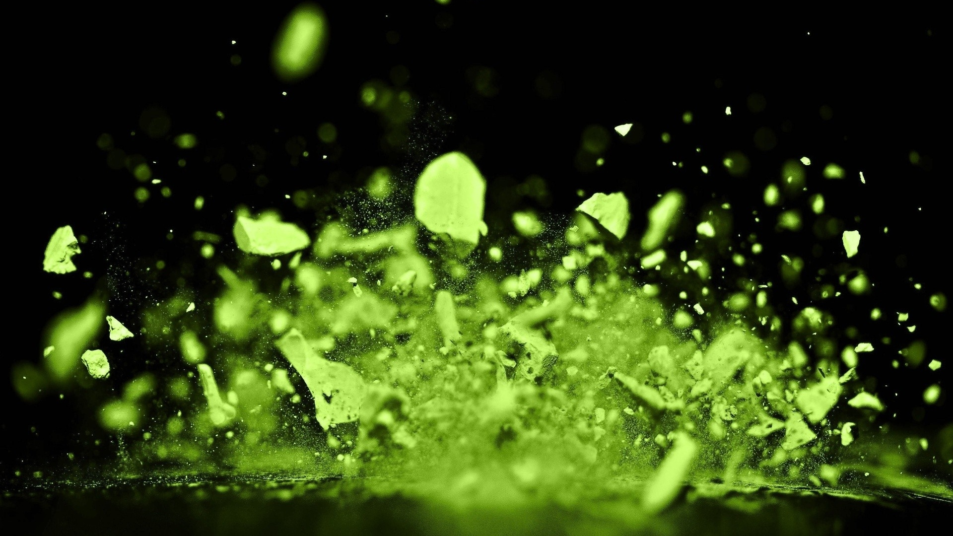 3d Liquid Abstract Wallpaper Download Wallpaper 1920x1080 Spray Debris Paint Splash