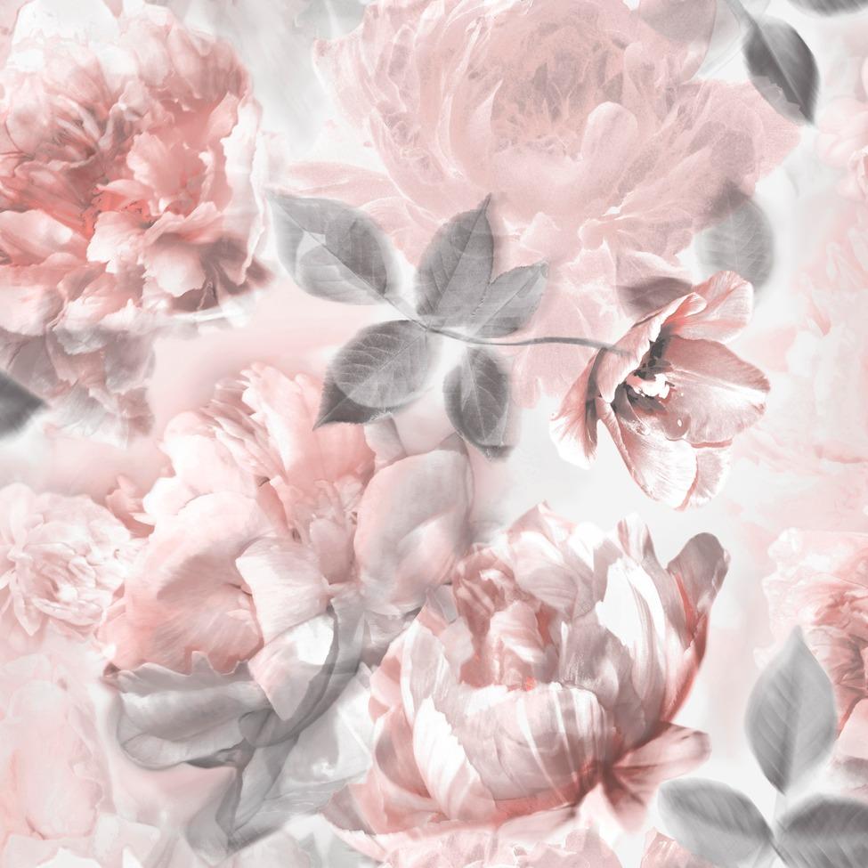 3d White Brick Wallpaper 144031 Lipsy London Translucent Bloom Red Glitter