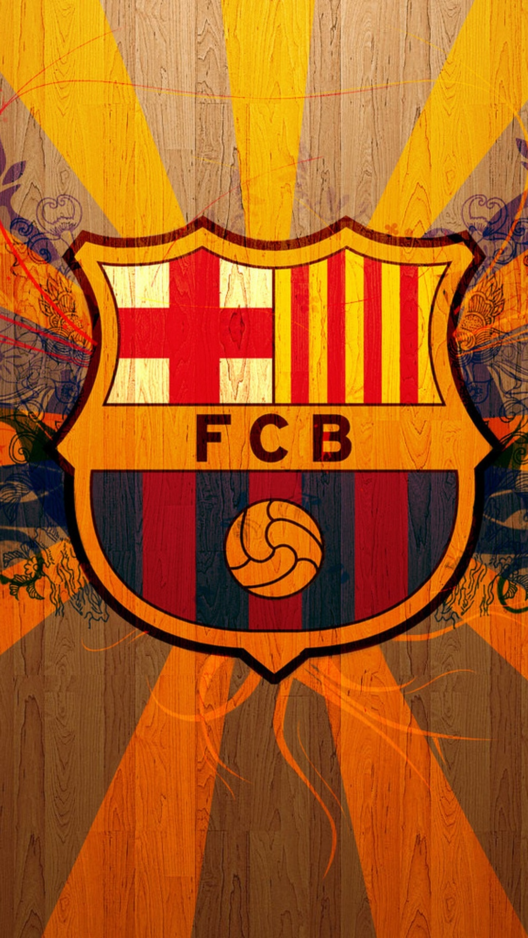Iphone Home Screen Wallpaper Gallery Wallpapers For Galaxy Fc Barcelona Logo