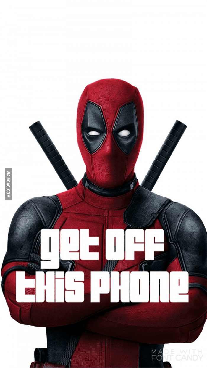 How To Get A Live Wallpaper On Iphone X Download Deadpool Mobile Wallpaper Gallery