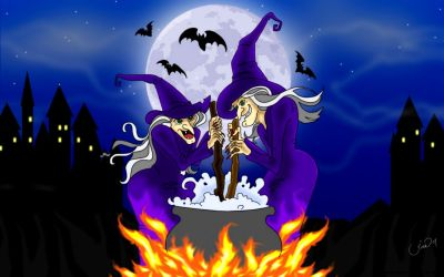 Download Halloween Wallpaper Screensavers Gallery