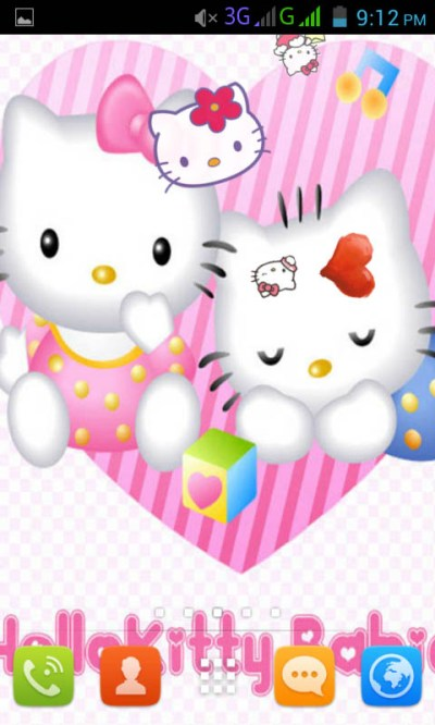 Download Hello Kitty Live Wallpaper Free Gallery