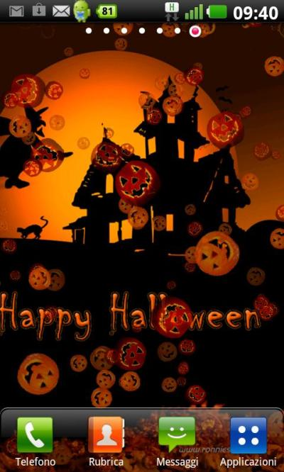 Download Live Halloween Wallpaper For Android Gallery