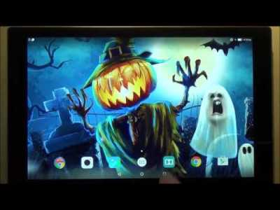 Download Live Halloween Wallpaper With Sound Gallery