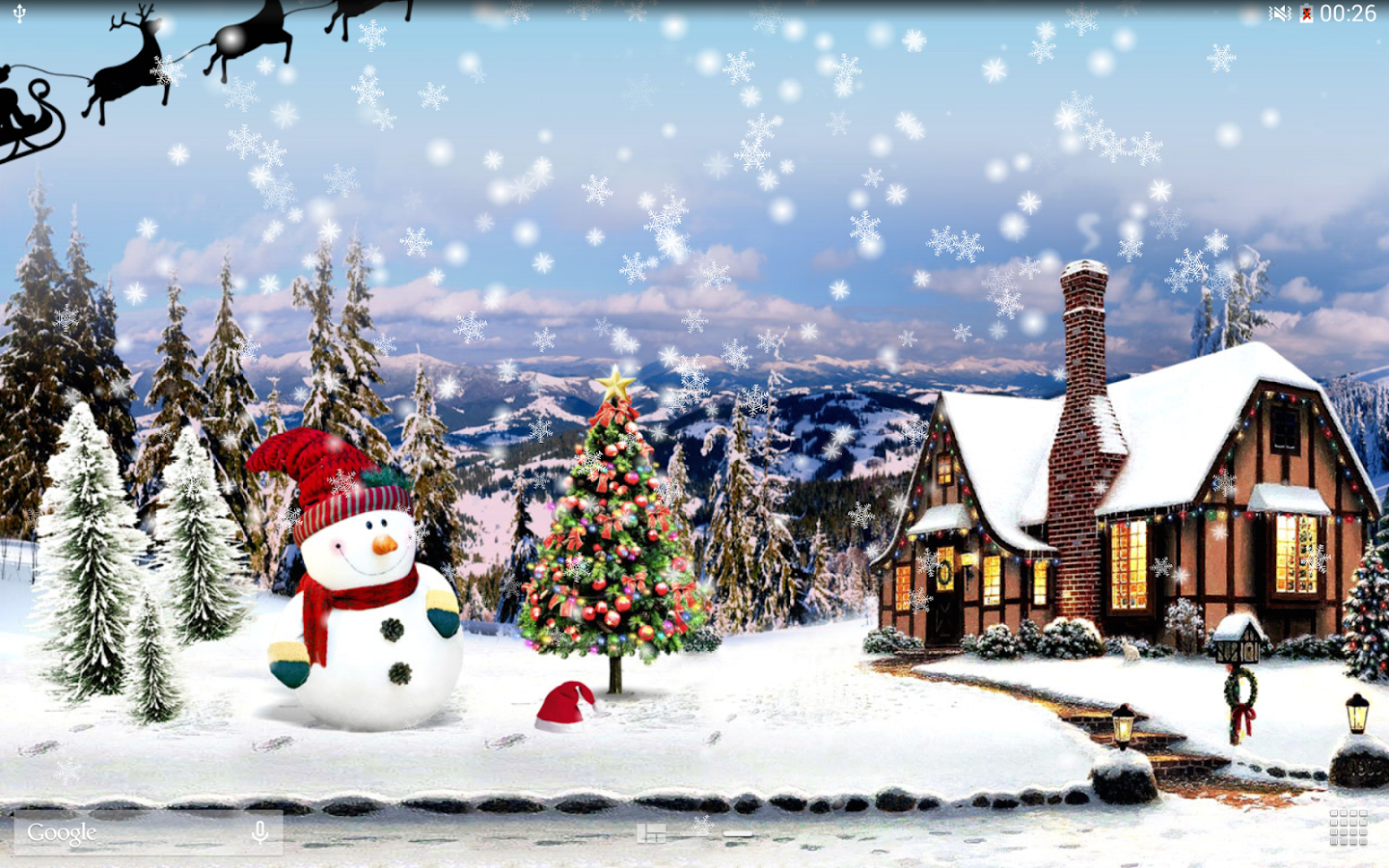 3d Xmas Tree Live Wallpaper Download Merry Christmas Live Wallpaper Gallery