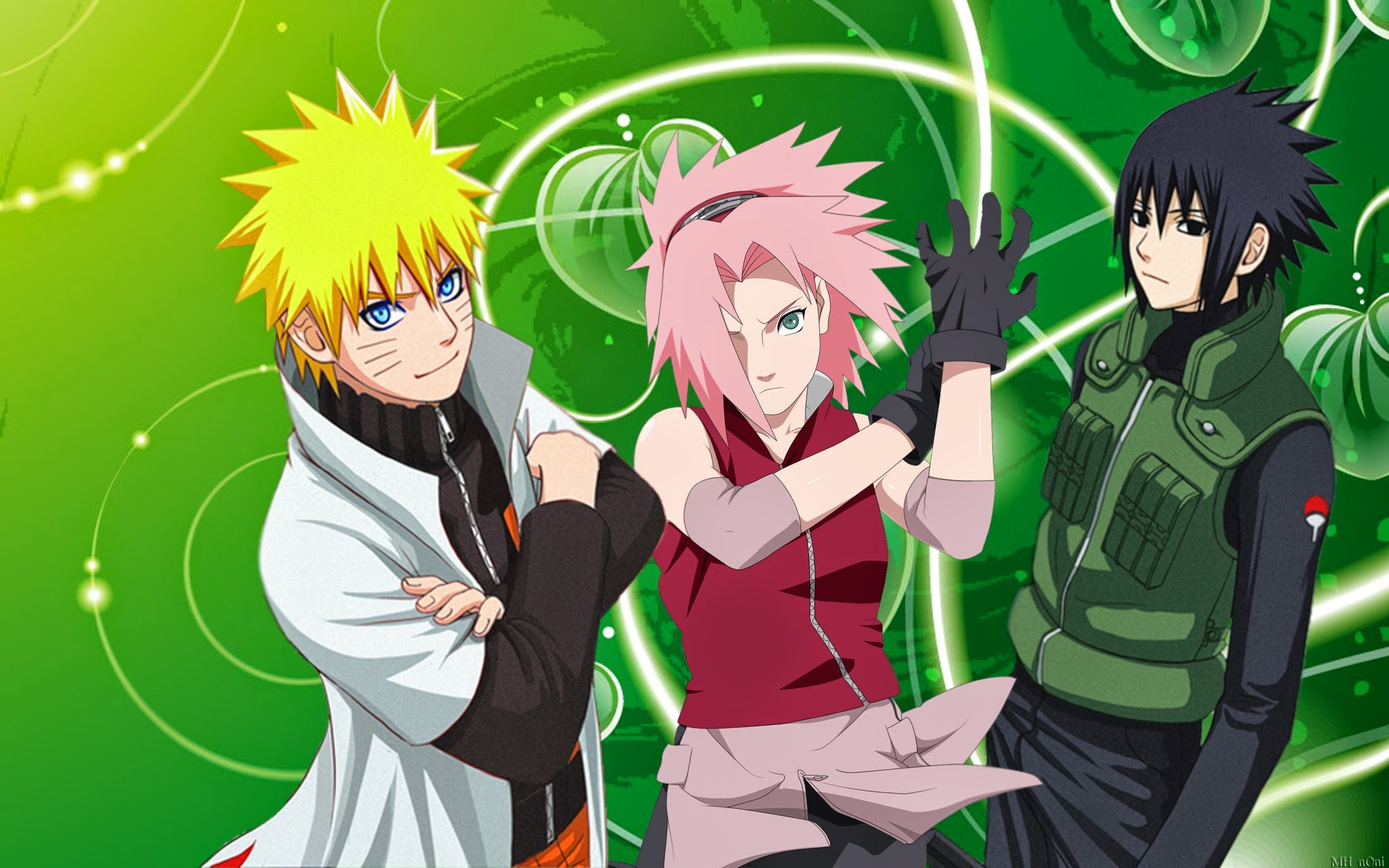 Free Moving Wallpaper For Iphone Download Naruto Team 7 Wallpapers Gallery