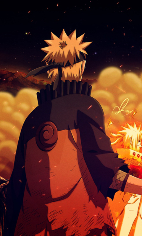 3d Red Star Live Wallpaper Download Naruto Wallpaper Phone Gallery