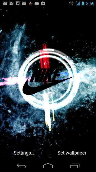Download Nike Live Wallpaper Gallery