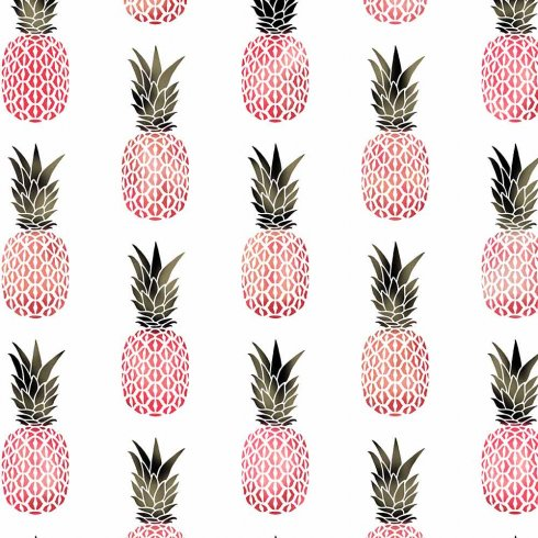 Most Popular 3d Live Wallpaper Download Pink Pineapple Wallpaper Gallery