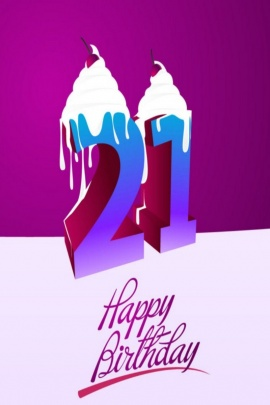 3d Live Birthday Wallpaper Download 21st Birthday Wallpaper Gallery