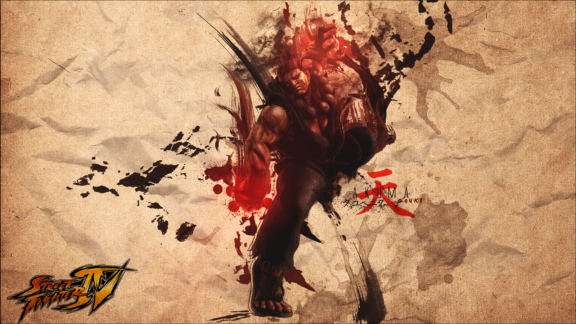 3d Holi Wallpapers Free Download Download Akuma Street Fighter Wallpaper Gallery