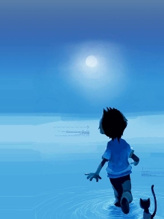 Android Animated Wallpaper For Iphone Download Animated Lonely Boy Wallpapers Gallery