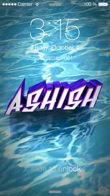 Hd Live Wallpapers For Iphone 7 Download Ashish Name Hd Wallpaper Gallery