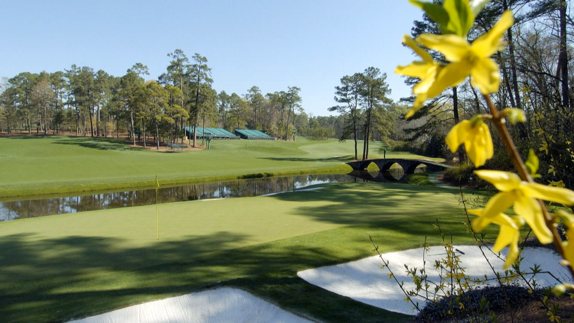 Wapking 3d Wallpaper Download Augusta National Background Wallpaper Gallery