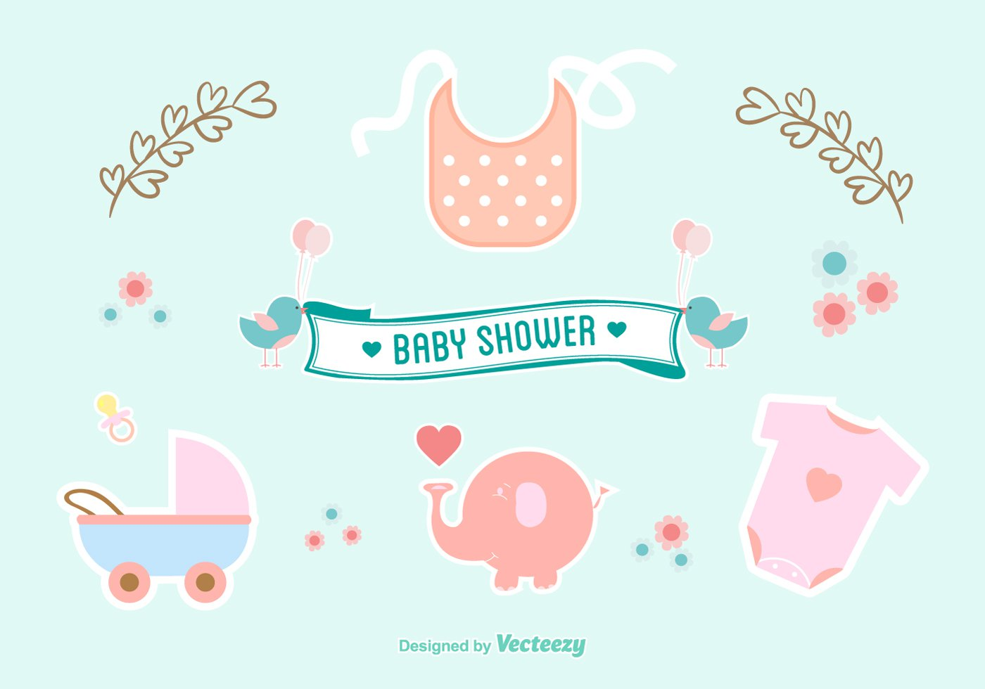 Smart Girl Wallpaper Free Download Download Baby Shower Wallpaper Free Gallery