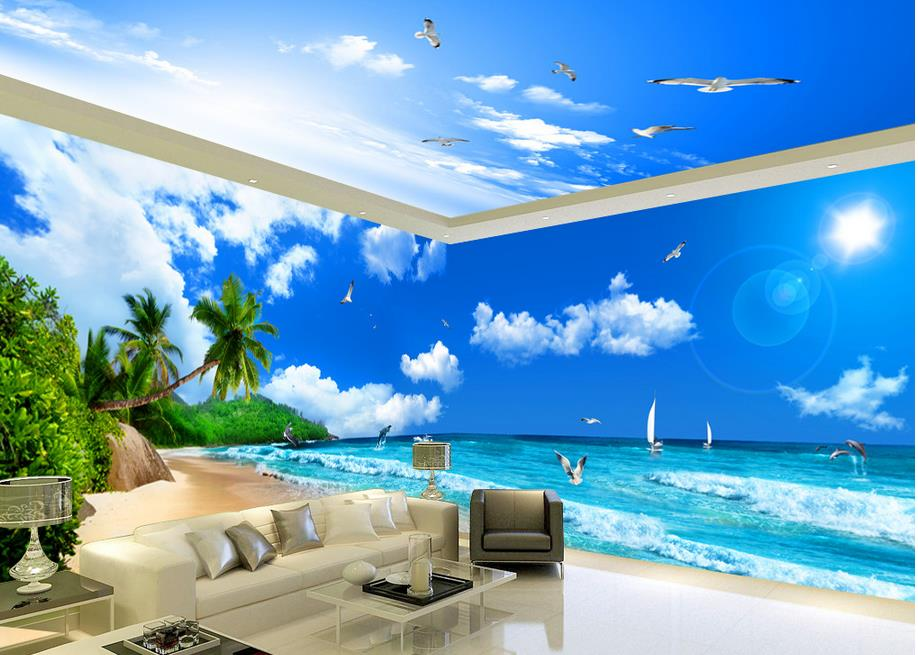 3d Live Wallpapers For Windows 7 Free Download Download Beach Themed Wallpaper For Walls Gallery