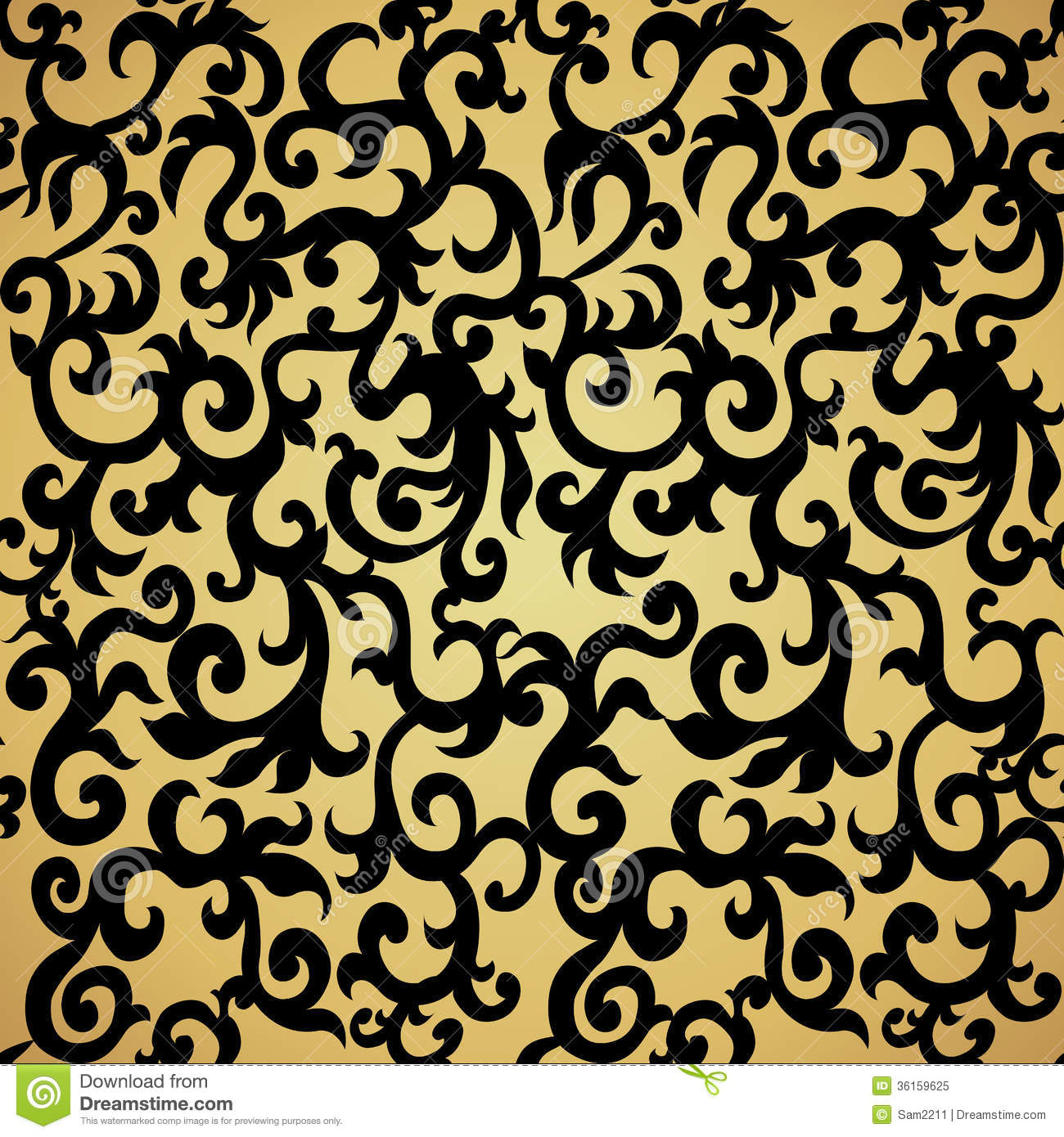 Broken Heart Quotes Wallpapers Free Download Download Black And Gold Pattern Wallpaper Gallery