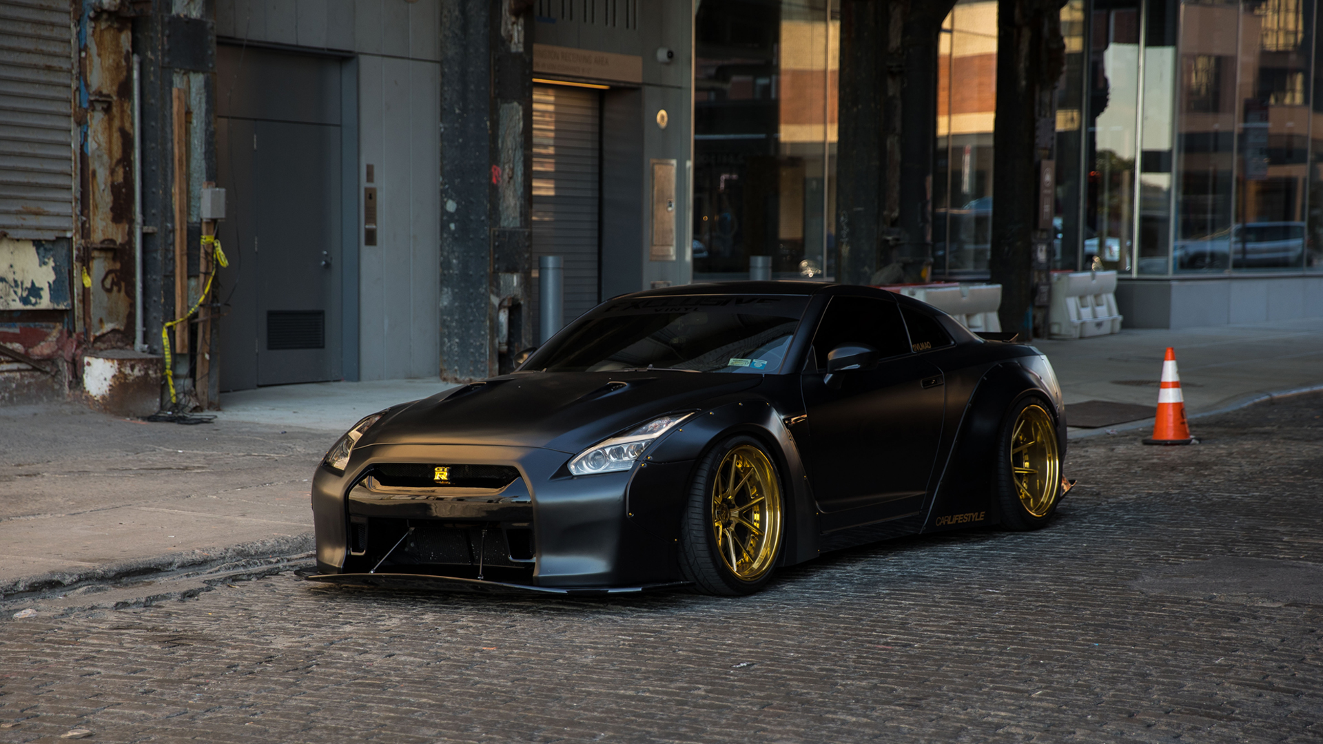 Car Desktop Wallpaper Hd 3d Full Screen Free Download Download Black Gtr Wallpaper Gallery