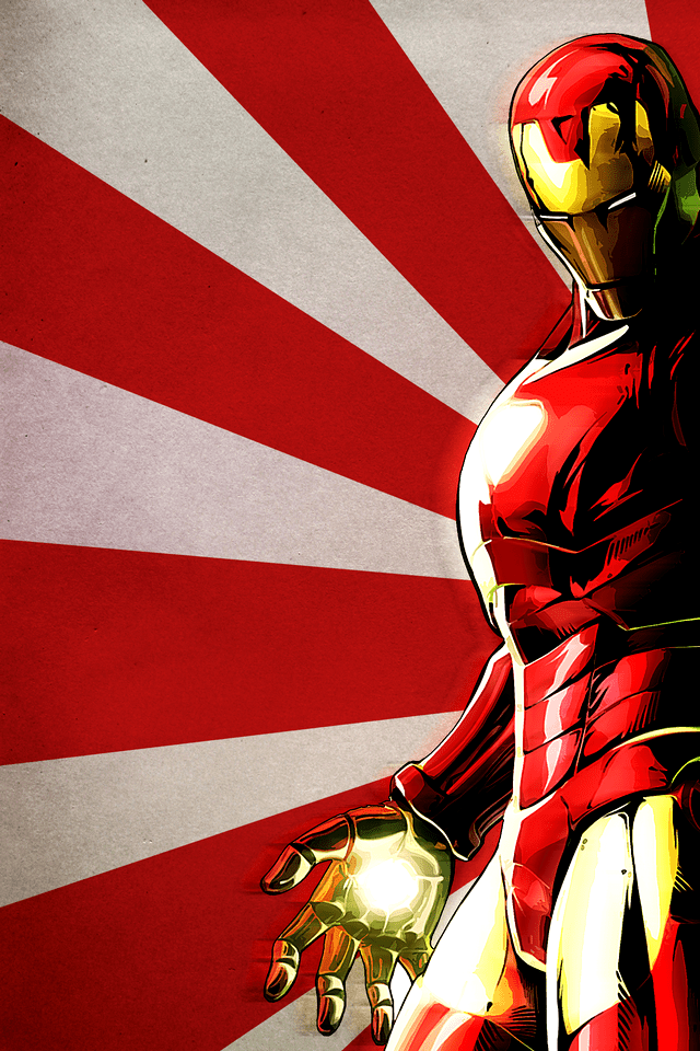 3d Red Star Live Wallpaper Download Cartoon Iron Man Wallpaper Gallery