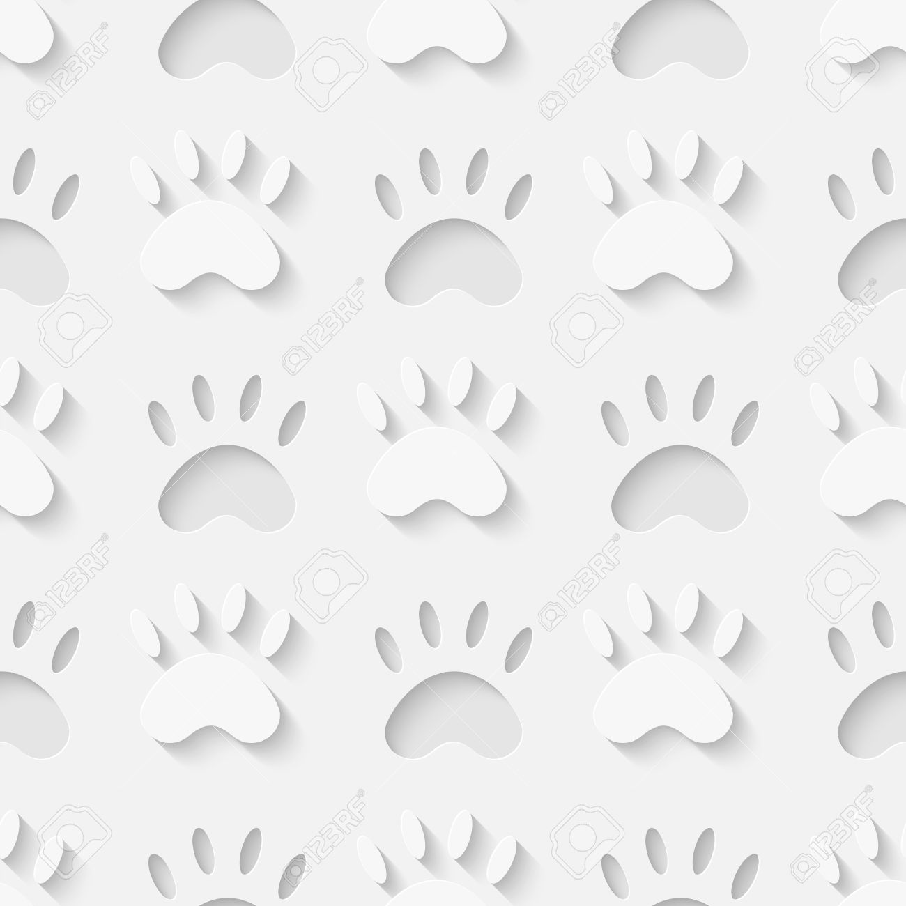 Free Download 3d Wallpapers For Windows 7 Desktop Download Cat Paw Print Wallpaper Gallery