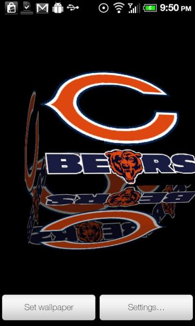 Download Chicago Bears Live Wallpaper Gallery