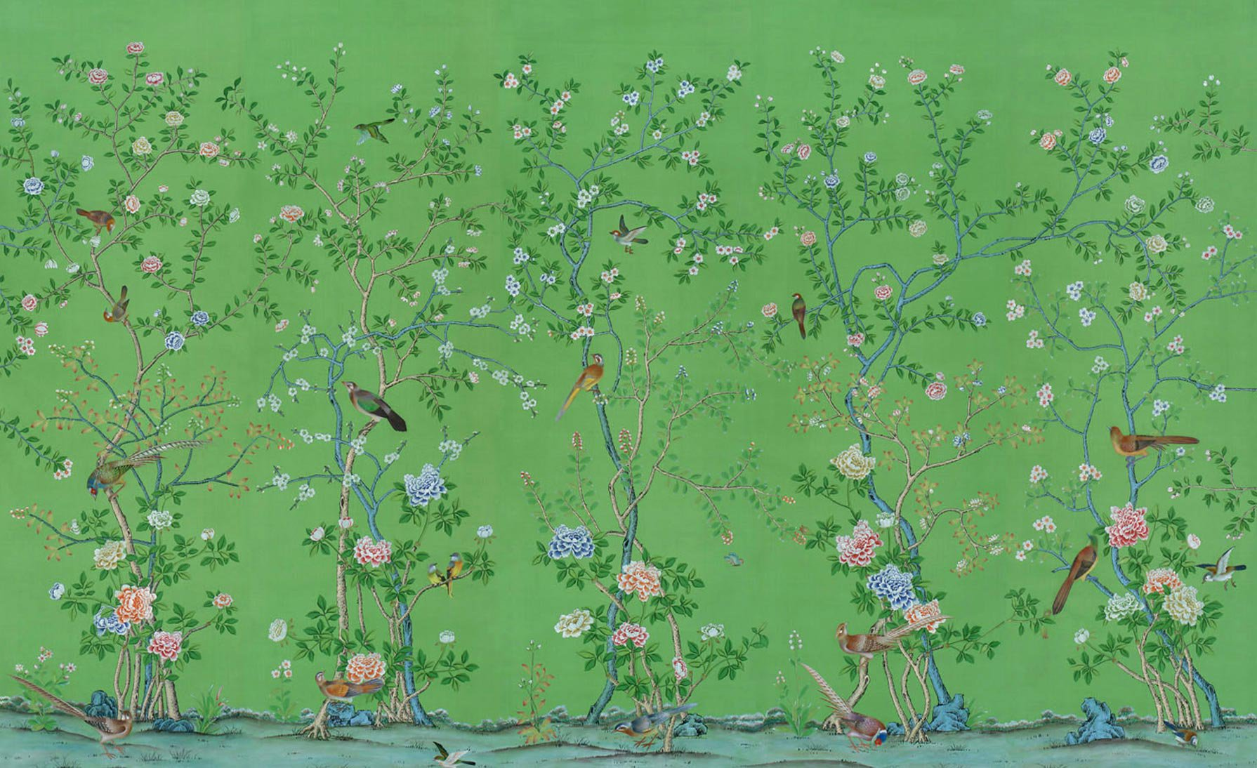 3d Rose Live Wallpaper Free Download Download Chinoiserie Wallpaper Gallery