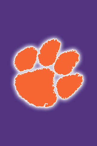 Girl Wallpaper Iphone 4 Download Clemson Tigers Iphone Wallpaper Gallery